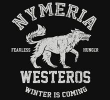 Team Nymeria by Digital Phoenix Design
