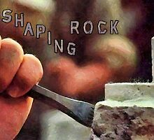 Shaping stone by Fernando Fidalgo