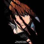 Light Yagami  by markusian