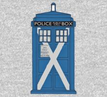 Scottish TARDIS. by Mister Dalek and Co .