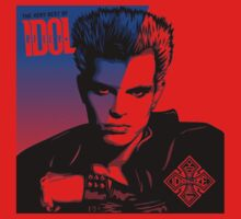 Billy Idol Idolize by xtotemx