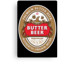 Butter Beer - Rosmertas Original Recipe Canvas Print
