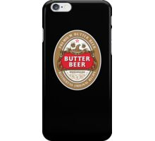 Butter Beer - Rosmertas Original Recipe iPhone Case/Skin