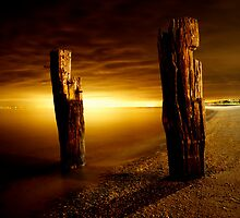 Pier Posts by Andrew Dickman