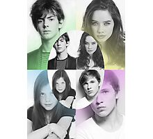 The Kings and Queens of Narnia Poster Photographic Print
