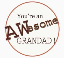 Awesome Grandad by incetelso