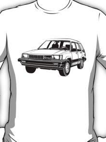 Toyota Tercel 4WD illustration T-Shirt