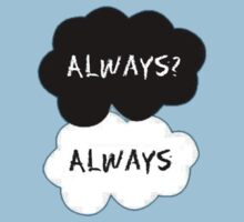 """always?, always"" casket tfios inspired shirt by AG 8844"