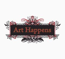 Art Happens for the Arizona Artist Collective by uniquesparrow