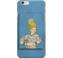Carmen Miranda iPhone Case/Skin