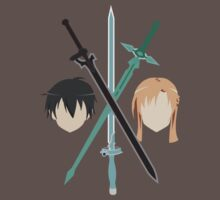 Sword Art Online: Kirito and Asuna 2 by zachs790