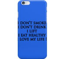 good life! iPhone Case/Skin