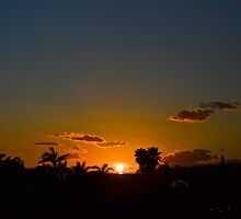 SoCal Sunset by erinwolf1997