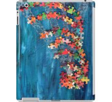 Puzzling wave iPad Case/Skin