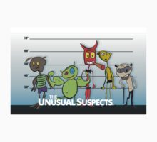 The Unusual Suspects Kids Clothes