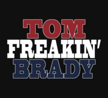 TOM BRADY Funny T-Shirt by CabeBereumLada