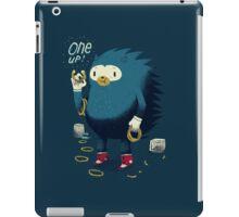 1 up! iPad Case/Skin