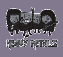 Heavy Metals. by Paul502Paul