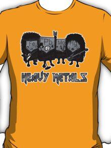 Heavy Metals. T-Shirt