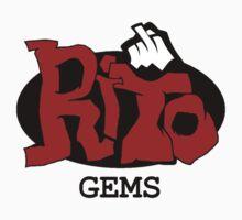 Rito Gems Logo  by Rito Gems