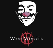 W for Wendetta by Zarkan