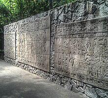 ©MS Museo De Antropología E Historia VIA by OmarHernandez