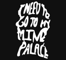 Mind Palace (black) by thunderblur