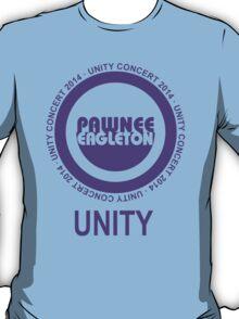 Pawnee Eagleton Unity Concert 2014 T-Shirt