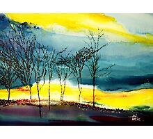 Sunset 2 Photographic Print