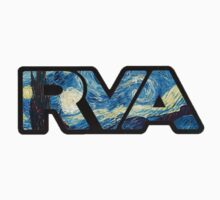 rva - starry night by van gogh by yendoll