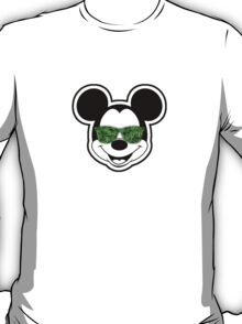 Weed Mickey T-Shirt