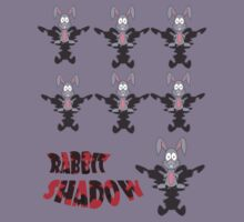 rabbit shadow by neptune rain
