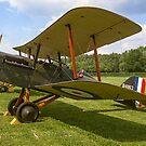 Eberhardt SE5e G-BLXT 22-296 by Colin Smedley