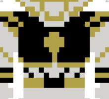 White Ranger Sticker