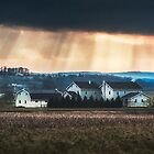 Rural Rays by Thomas Gehrke