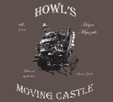 Moving Catle T-Shirt