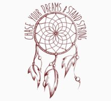 Stand Strong Attire Dreamcatcher  by ssattire