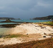 Plumb Beach Tresco by Nick Jenkins