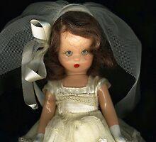 First Communion Doll by Barbara Wyeth