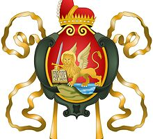 Coat of Arms of most serene republic of Venice, 697-1797 by abbeyz71