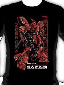 Sazabi  T-Shirt