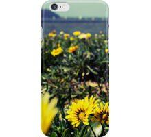 Seaside Flowers iPhone Case/Skin