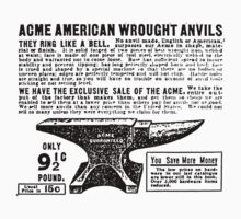 ACME - Anvils by disneylander11
