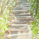 Chenrezig 149 steps by donnamalone