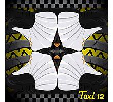 """Jordan """"Taxi"""" 12s Photographic Print"""