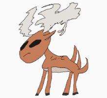 Mega Deer: Remastered by Pandawesley