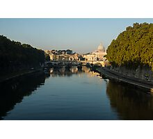 Good Morning, Rome! Photographic Print