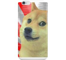 Doge Japanese  iPhone Case/Skin