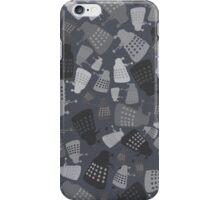 50 Shades of Grey Daleks - Doctor Who - DALEK Camouflage iPhone Case/Skin