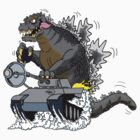 Zilla Fink by monsterfink